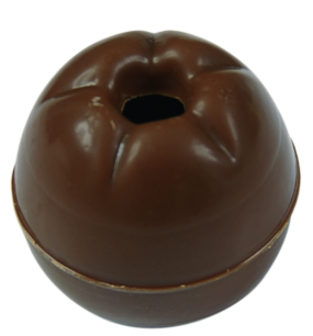 Apfel 26 mm Milch Ambra