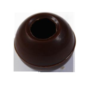 Truffes Kugeln 29 mm Dunkel Felcor