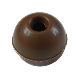 Liqueur Kugeln 26 mm Milch Ambra