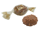 Rocher-Praliné-Eier , Milch