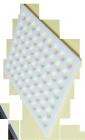 Truffes-Füllplatte Mini-Truffes